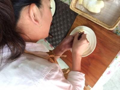 bonちゃんパンの1dayレッスン in 京都~まちやのパン教室yukari~